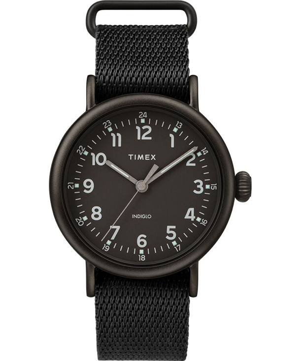Timex Standard 40 mm. Fabric Strap Watch