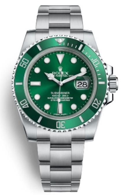 Rolex Submariner Date Oystersteel