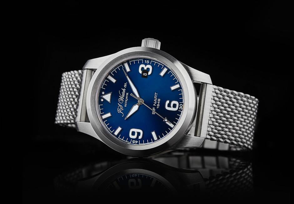 Alpha Watch Hands