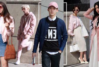 Pink Style แฟชั่นสีชมพู สุดฮิต! ที่กำลังมาแรงในหมู่วัยรุ่นเกาหลีตอนนี้!