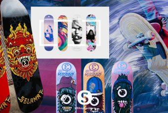 'Skateboard Art' 7 สไตล์ งานศิลป์บนแผ่นบอร์ด ที่บ่งบอกตัวตนเจ้าของได้เป็นอย่างดี