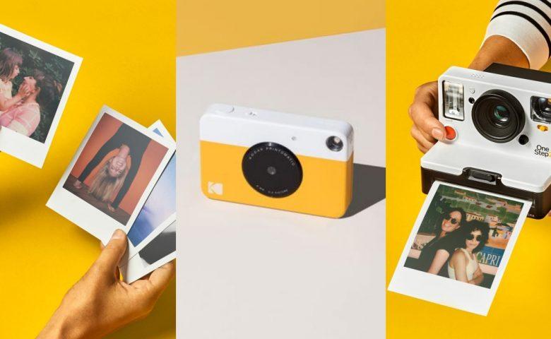 Kodak VS. Polaroid ต้อนรับทุกคนกลับเข้าสู่ยุคกล้องโพลารอยด์