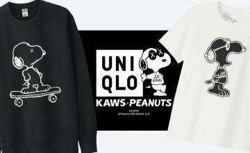 UT KAWS x PEANUTS  อวดโฉม Snoopy สีดำสุดคูล เตรียมวางจำหน่ายพร้อมกันทั่วโลกเดือนพฤศจิกายนนี้