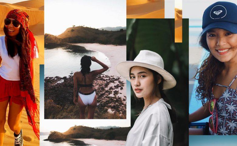 รวม 10 Instagram ของสาว 'นักเดินทาง' ทั้งสายทะเล ภูเขา มาหมดยกเซ็ท