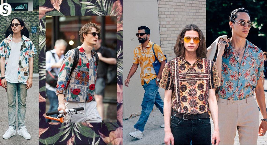 3 ลายผ้า 'เสื้อเชิ้ตผู้ชาย' เปลี่ยนลุคเข้มให้เป็นหนุ่มชิลล์ง่ายๆ