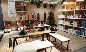 IKEA (อิเกีย) จัดปาร์ตี้คริสต์มาสก่อนใครสไตล์สวีเดน ชวนจัดสรรพื้นที่เพื่อใช้เวลาดีๆ ร่วมกัน