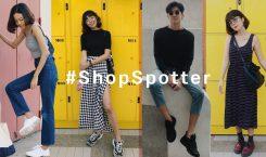 อัปเดตลุคสุดชิคส่งท้ายปีของ 10 ShopSpotter ประจำเดือนธันวาคม