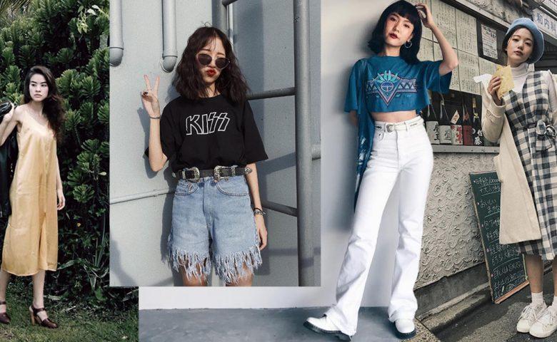 6 Instagram สาวแต่งตัวแนว 'วินเทจ' ที่คู่ควรแก่การติดตาม