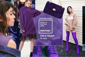 Ultra Violet รวมแฟชั่น Pantone 2018 มันเลิศยังไง มาดู!