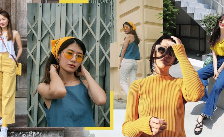I Love Monday แมทช์ 'สีเหลือง' สุดฮิปให้ใส่ได้ทุกวัน ไม่หวั่นแม้พรุ่งนี้วันจันทร์