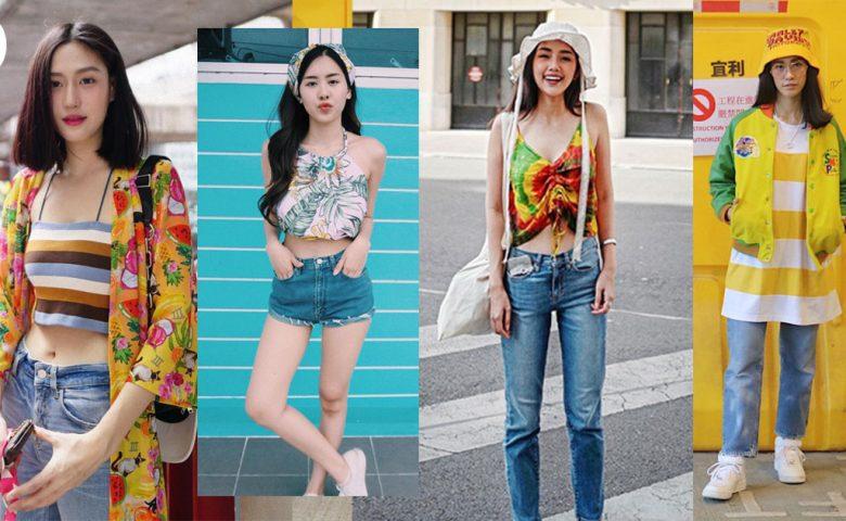 Colorful X Denims จับคู่แมทช์ 'กางเกงยีนส์' ให้ได้ลุคสุดซ่า งดแบ๊ว!