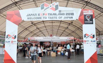 เอาใจสาวกญี่ปุ่นกับงาน Japan Expo Thailand 2018