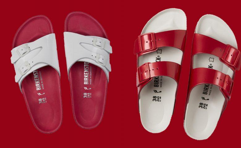 Birkenstock รองเท้าแตะสุดมินิมอลต้อนรับวาเลนไทน์ด้วยคอลเลคชั่น Sweetheart