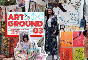เสพศิลป์ถิ่นฮิปๆ กันที่ Art Ground 03 by The Jam Mag