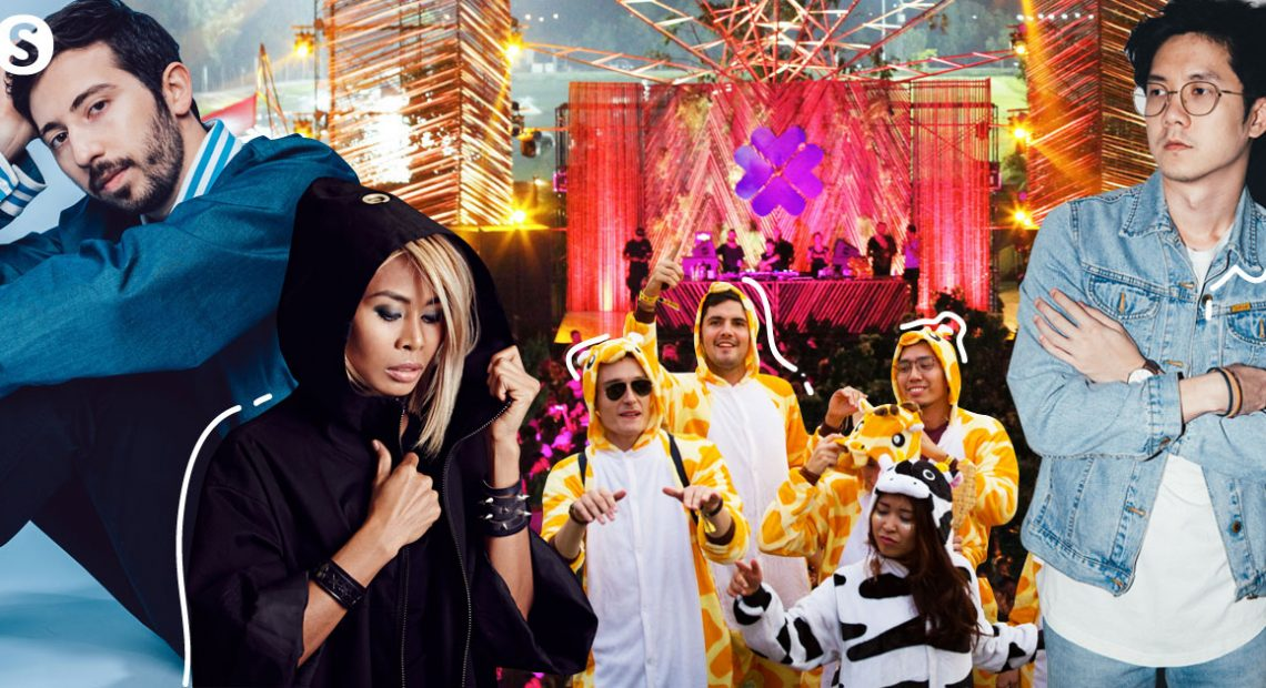 Kolour In The Park 2018 ปรากฏการณ์ใหม่กับเทศกาลดนตรีกลางแจ้งครั้งใหญ่ที่สุด