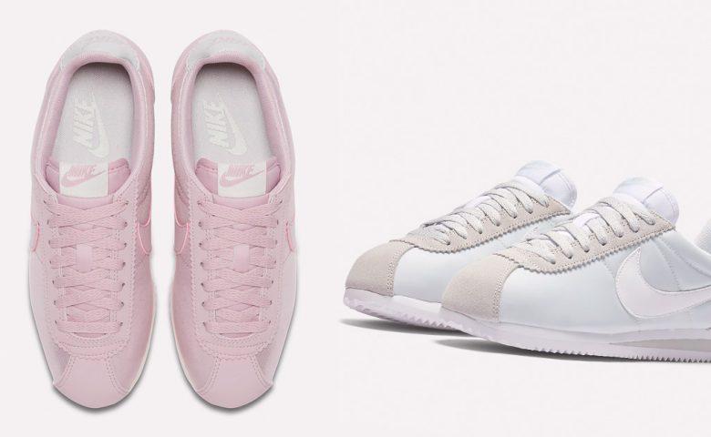 Nike Cortez ต้อนรับวาเลนไทน์กับ 3 สีใหม่สุดน่ารักที่พลาดไม่ได้!
