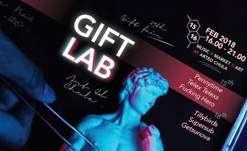 คนคูลห้ามพลาด!  GIFT LAB ครั้งที่ 28 อีเว้นท์ศิลปะกึ่งวิทยาศาสตร์สุดเท่ของเด็กครุศิลป์จุฬาฯ