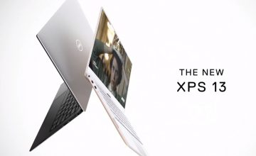 Dell XPS 13 New! เปิดตัวแล้วกับแล็บท็อปสุดบาง สวยเฉียบด้วยสี Rose Gold