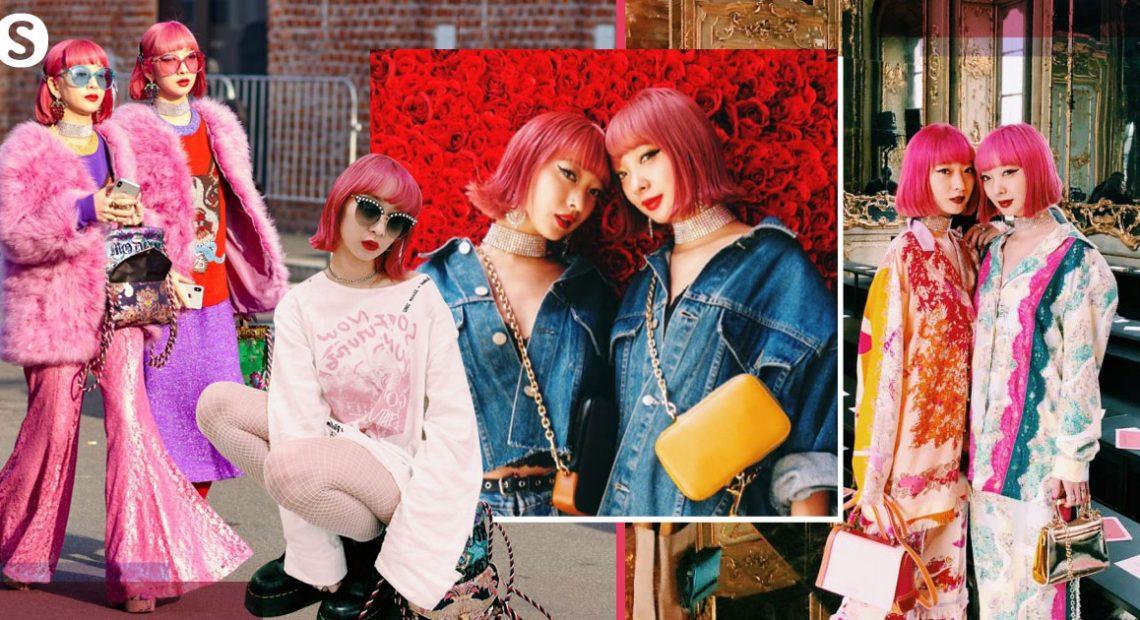 Mix & Match แฟชั่นฉบับสตรีทญี่ปุ่นกับคู่แฝดสุดชิค Amiaya