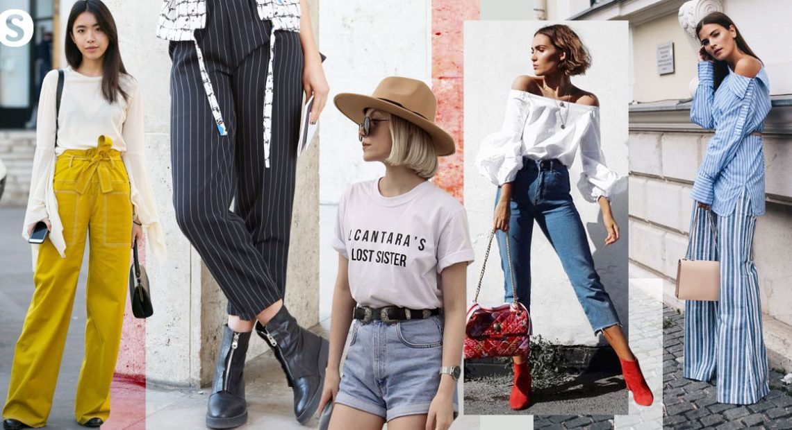 5 เทคนิคเลือก กางเกงเอวสูง ที่ใส่แล้วดูสูงเพรียว หุ่นดีเฟร่อ!!
