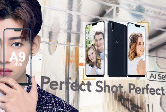เปิดตัวแล้ว! VIVO V9 สมาร์ทโฟนสุดเจ๋งราคาสบายกระเป๋า