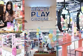 เปิดตัวสนามเด็กเล่นเอาใจสายบิวตี้กับ Beauty Playground