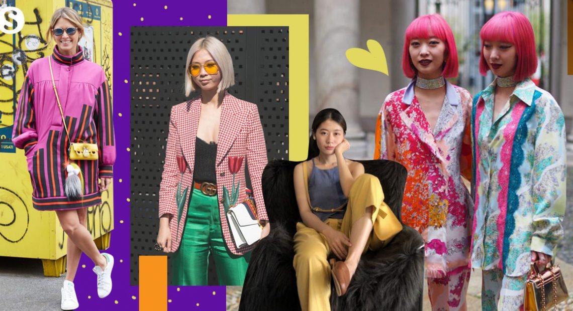 ครีเอทลุค Colorful Summer สดใสซาบซ่านฉบับ สาวตัวเล็ก