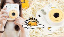 น่ารักชะมัด! กล้อง Fujifilm Instax Mini 8 ลาย Gudetama