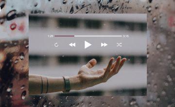 7 Playlist หน้าฝน เพลงลับสำหรับคนอยากพักโดยเฉพาะ