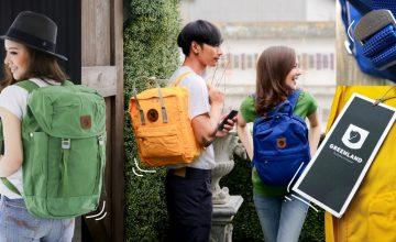 กระเป๋า Fjallraven เป้ของฮิปสเตอร์กับ Greenland คอลเล็กชั่นใหม่ใส่ใจโลก