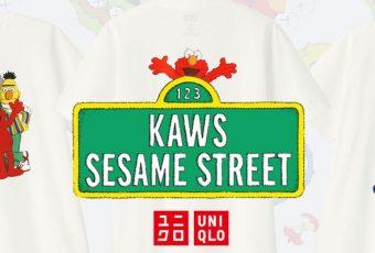 UT KAWS x SESAME STREET เสื้อยืดเอาใจสายสตรีทจากยูนิโคล่