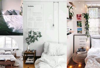 4 ไอเดียแต่ง ห้องนอน วิถีฮิปสเตอร์แบบไม่ง้อเตียง