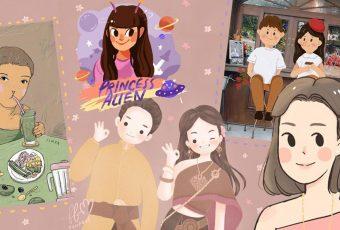 Thai Illustrators  14 นักวาดภาพประกอบ ขวัญใจคนคูลๆ