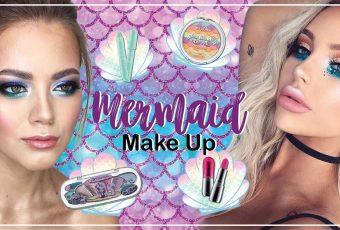 แปลงร่างเป็นนางเงือก! กับ เครื่องสำอาง Mermaid ในราคาเริ่มต้นเพียง 90 บาท