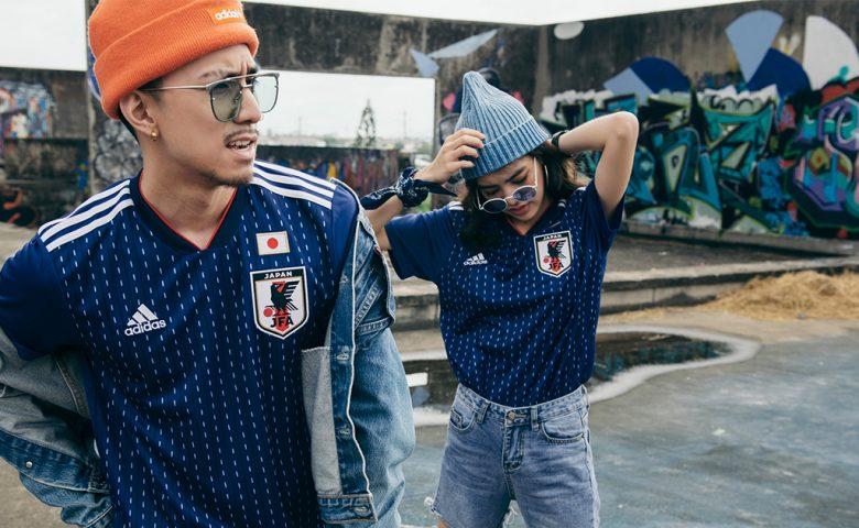 Adidas ชวนมา mix & match สไตล์สุดเจ๋งกับ เสื้อบอล 5 ทีมชาติ