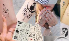 รวมร้านอินสตาแกรม Sticker Tattoo สำหรับคนอยากมีรอยสักแต่ไม่อยากเจ็บ
