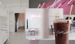Flat White Cafe x Poshtel คาเฟ่และห้องพักสุดชิคในเมืองรถม้า
