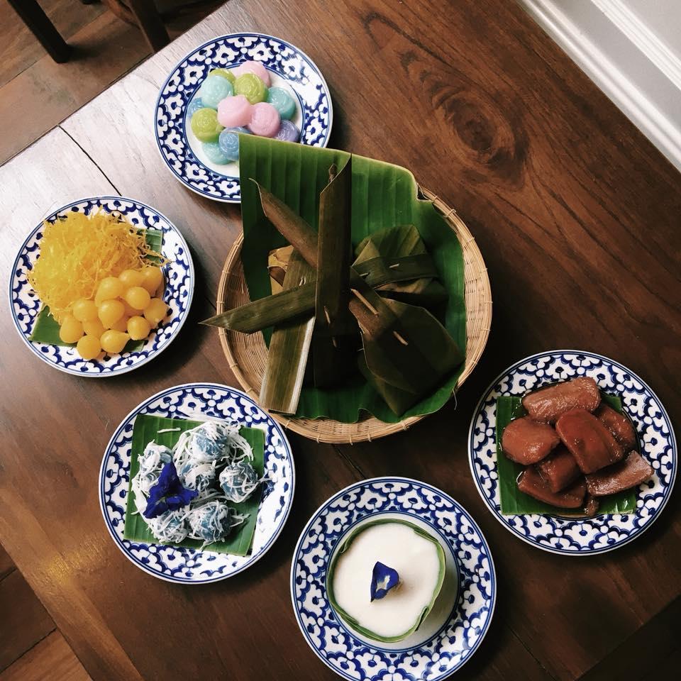 คาเฟ่ขนมไทย