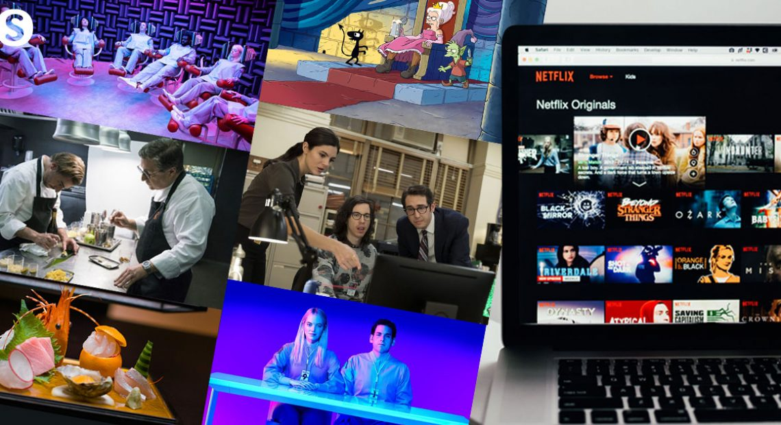 แนะนำ ซีรีส์ Netflix ที่น่าดูในช่วงครึ่งปีหลัง 2018 นี้!