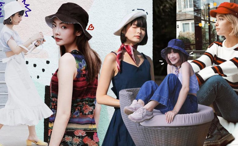 4 หมวกทรงวินเทจ อัพลุคเก่าแต่เก๋า ไม่เจ๋งจริงไม่อินมาถึงรุ่นนี้หรอก