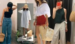 "How to be Eco Girl : มาแมทช์ "" กระเป๋าสาน ""…"