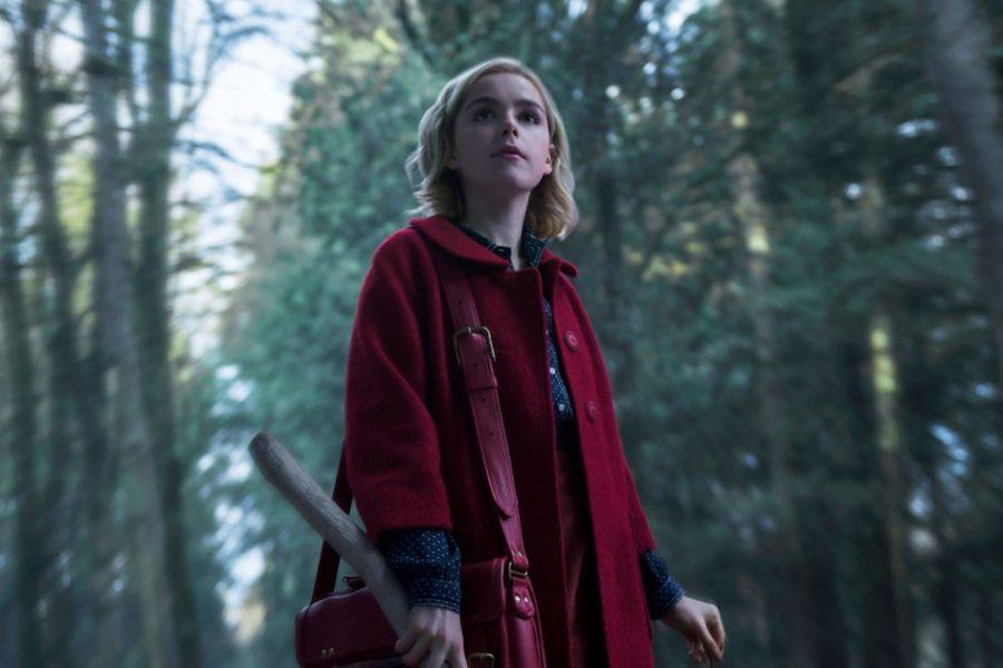 Chilling Adventures of Sabrina ซีรีส์สยองขวัญเรื่องใหม่ล่าสุดจาก Netflix