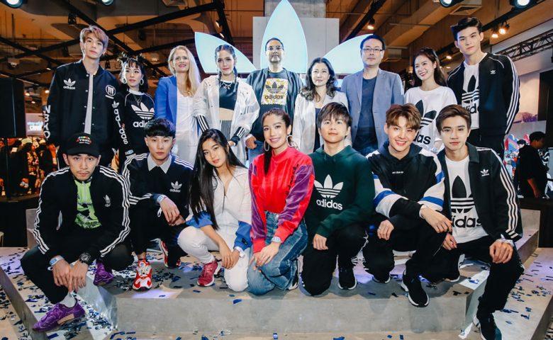 adidas Originals ICONSIAM เปิดตัวสโตร์ใหม่ใหญ่สุดในเอเชียตะวันออกเฉียงใต้!