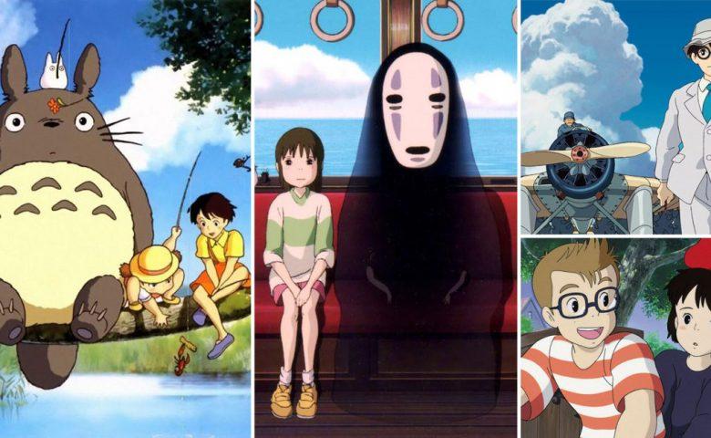 สุดยอด 10 อนิเมชันสุดซึ้งจาก Studio Ghibli ที่คุณไม่ควรพลาด!