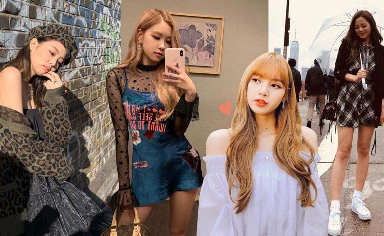ตามติดสไตล์ 4 สาวเกาหลีวง BLACKPINK เปรี้ยวอมหวานที่เราต้องพากันหลงรัก