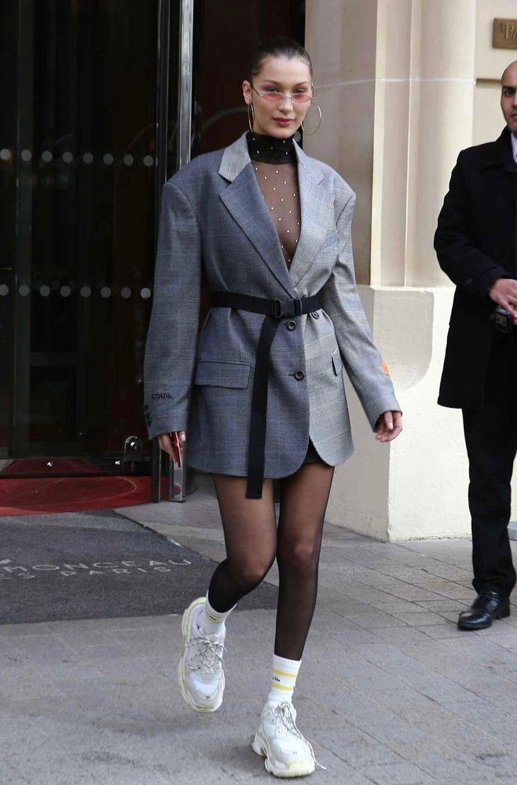 blazer suit
