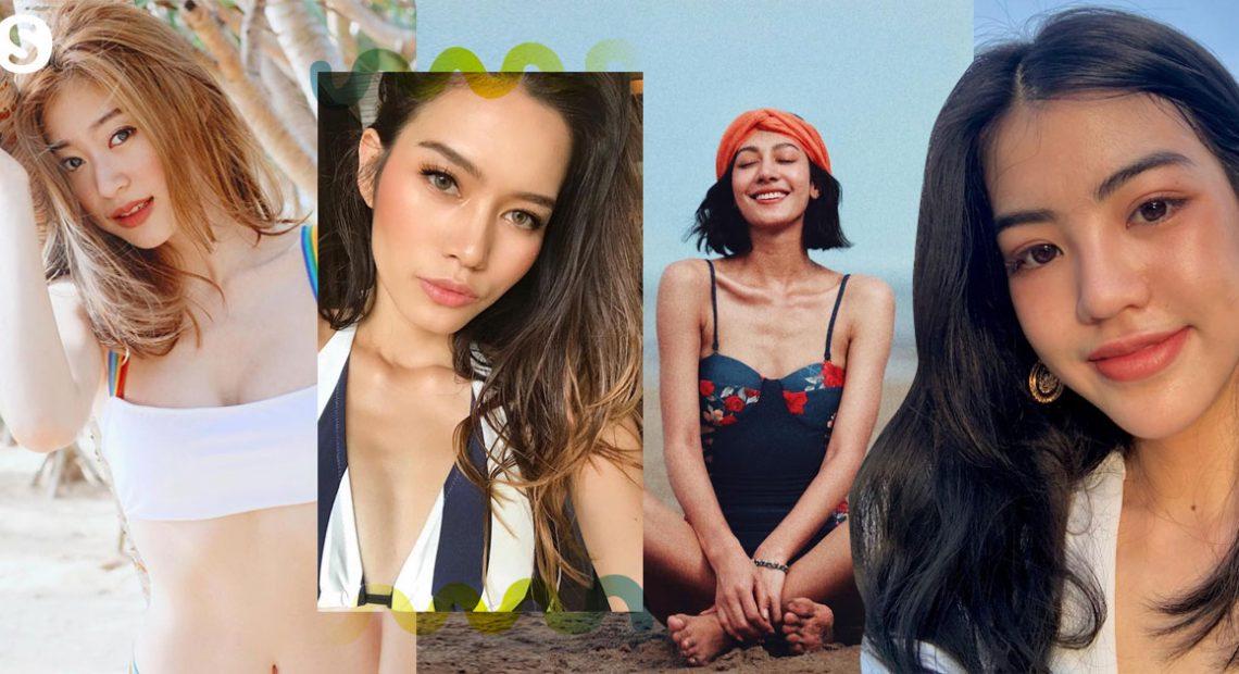 Beach Girl Makeup ลุคแต่งหน้าไปทะเล สวยปังพร้อมสู้แดด