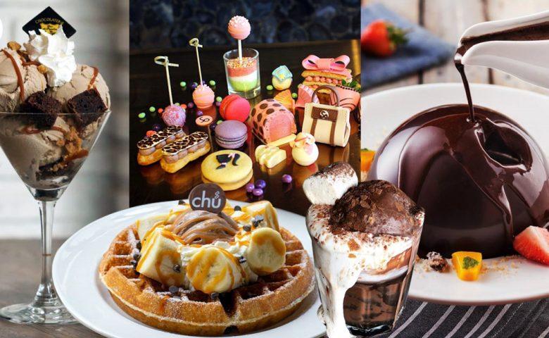 6 ร้านช็อกโกแลต เอาใจ Chocolate Lover เข้มข้นจนต้องบอกต่อ!