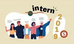 Internship 2019 ฝึกงาน 2019 กลับมาแล้ว!