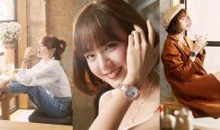 "CASIO G-MS นาฬิกาน้องใหม่เปิดตัวพร้อมแบรนด์แอมฯ ""แพทตี้ อังศุมาลิน"""